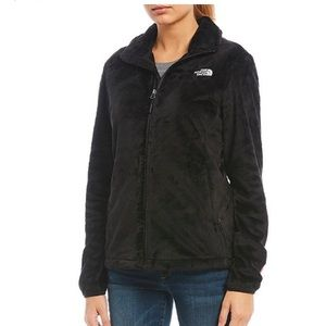 Women's North Face Fleece Zip Up
